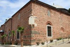 普罗夫迪夫,保加利亚- Djumaya清真寺 免版税库存照片