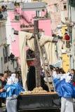 普罗奇达,意大利,复活节` S庆祝 免版税库存图片