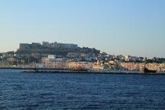 普罗奇达,意大利 免版税库存图片