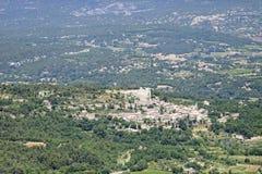普罗旺斯的风景 免版税库存照片