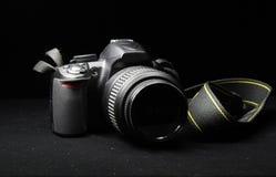 普通照相机 免版税库存照片