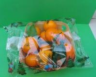 普通话果子食物 库存照片