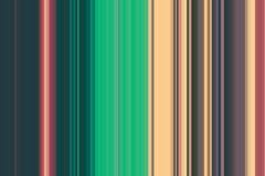 普通viridian,绿色,五颜六色的无缝的条纹样式 抽象背景例证 时髦的现代趋向颜色 免版税库存图片