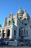 巴黎普遍的地标  免版税图库摄影