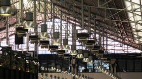 普遍的市场屋顶 免版税图库摄影