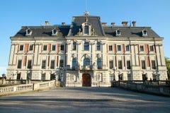 普什奇纳城堡 免版税库存图片