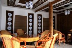 景德镇,中国陶瓷乡  库存图片