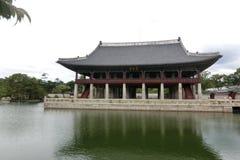 景福宫宫殿  库存图片