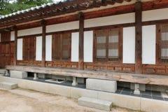 景福宫宫殿  图库摄影
