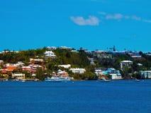 晴朗百慕大的日 免版税图库摄影