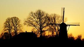 晴朗的荷兰 免版税库存图片