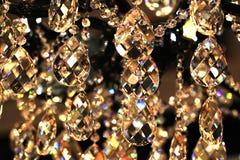水晶垂饰 图库摄影