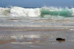 水晶小海湾 库存照片