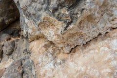 水晶山在埃及 图库摄影