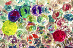 水晶泡影 免版税图库摄影