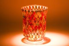水晶花瓶 免版税库存照片