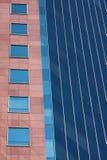 智利摩天大楼 库存图片