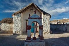智利教会 免版税库存图片