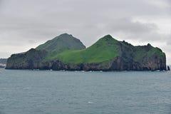 智利海湾 免版税库存照片