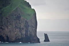 智利海湾 免版税库存图片