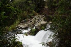 智利瀑布 图库摄影