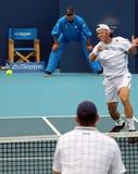 智利福纳多・冈萨雷斯球员网球 库存图片