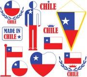 智利 库存照片