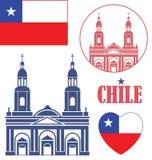 智利 免版税图库摄影