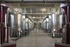 智利colchagua生产谷酒 库存照片