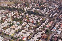 智利de圣地亚哥 免版税库存图片