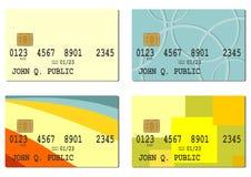 智能卡 免版税库存照片