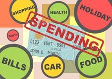 智能卡 免版税库存图片