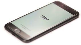 智能手机首先起动 影视素材