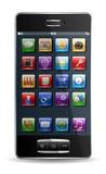 智能手机 免版税库存图片