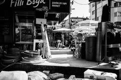 暑假镇海边街道在国家土耳其 库存图片