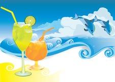 暑假 免版税库存图片