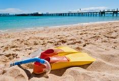 暑假 免版税库存照片
