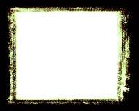 暗房黑照片为风景照片10x8渐近 免版税图库摄影