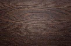 黑暗的木纹理 库存图片