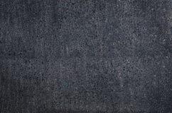 黑暗的焦油纸背景 库存照片