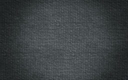 黑暗的砖纹理 免版税库存照片