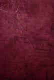 黑暗的紫色背景纹理/葡萄酒构造了在dar的墙壁 免版税库存图片