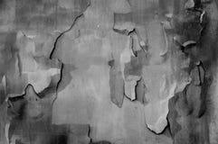 黑暗的破裂的纹理混凝土墙背景 免版税图库摄影