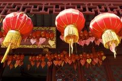 暗藏的上海:上海玉佛寺,一个非常精神地方 免版税图库摄影