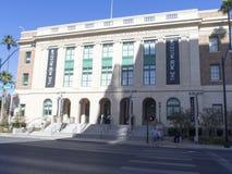 暴民博物馆大厦,拉斯维加斯 库存图片