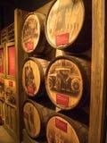 暴民博物馆展览,拉斯维加斯 免版税库存照片