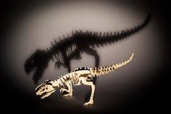 暴龙rex 库存照片