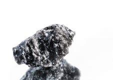 黑曜石-魔术师和僧人石头  库存照片