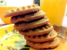 曲奇饼台阶 图库摄影