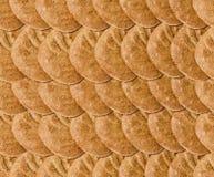 曲奇饼墙纸 免版税库存照片